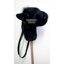 Dingui Toys - Caballo Con Palo Para Montar Y Sonido