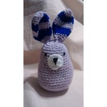 Conejo Crochet Amigurumi El Cristal Encantado