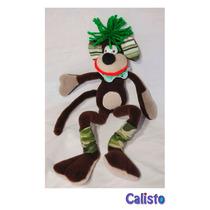 Muñecos Para Bebés De Tela, Peluche -mono-