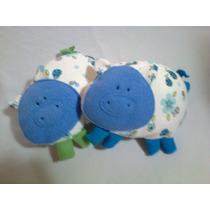 Muñecos De Trapo Para Bebes - Chanchitos Chanchos Cerditos