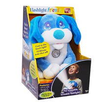Peluches Perrito Flashlight Friends, Con Luz De Noche