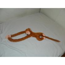 Mono De Juguete Colgante Con Luces Y Sonido