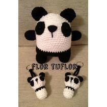 Panda Pandita Tejido Crochet Hay Otros Animalitos Amigurumis