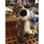 Peluche Tigre- Canta Y Baila