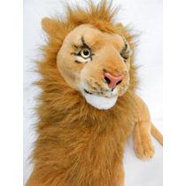 León De Peluche Grande 85cm Con Sonido