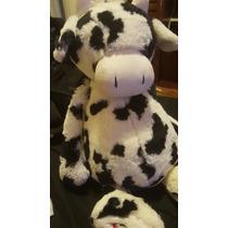 Peluche Vaca Como Nueva