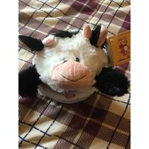 Peluche Vaca Con Sonido 24cm