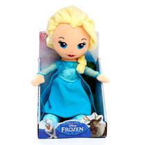 Peluche Elsa Frozen 25 Cm Disney