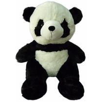 Panda De Peluche Sentado Grande