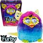Furby Boom Crystal Violeta Rosa Y Azul En Stock