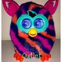 Furby Boom Original Hasbro. Outlet. Modelo Diagonal Tricolor