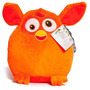 Peluche Furby Naranja - Licencia Original - Wabro - 40 Cm