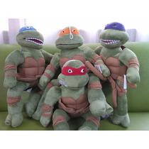 Peluches Tortugas Ninja ( 22 Cm )