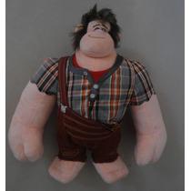 Peluche Disney Ralph El Demoledor! (wreck It Ralph!)