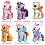 Mi Pequeño Pony My Little Pony Marca Hasbro Aurora 18cm X 6