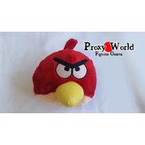 Peluche Angry Bird Rojo Clasico 20 Cm - Proxyworld