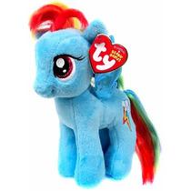 Peluche Rainbow Dash De My Little Pony Con Música, 32cm!