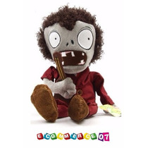 Plantas Vs Zombies - Peluche Zombie Michael Jackson- Musica!