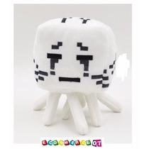 Minecraft - Peluche Ghast - Peluche 22cm!