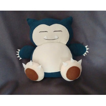 Pokemon Peluches - Oddish, Pokebola, Snorlax, Gengar, Togepi