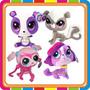 Peluche Littlest Pet Shop Hasbro Wabro 25 Cm - Mundo Manias