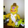 Disney Parks Peluche Muppets Oso Figaredo Fozzie Unico!!!