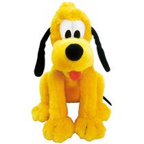 Peluche Interactivo Sonidos Disney Pluto Intek Mundo Manias