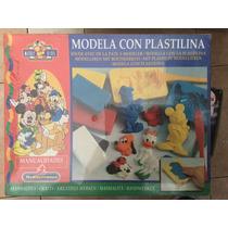 Modela Con Plastilina - Disney Mickey Mouse