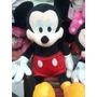 Muñecos De Peluche Mickey Y Minnie