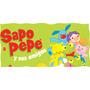 Sapo Pepe Y Sus Amigos Peluche Grande 44cm Lic. Original