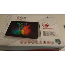 Tablet Over Tech Mid 9507 Como Nueva!! C Funda Y Caja !