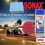 Kit Pulido,sonax,prev.tratamiento Acrilico Microfibra,grati
