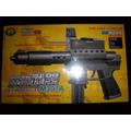 Pistola Airsoft Comando-3 En Caja+ Laser + Silenc Escala 1:1