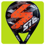 Paletas Padel Steel Custom Bipower Foam Bitubo Carbono Funda