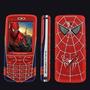Celular Spiderman Dual Sim Tactil Touch Palm Mp3 Mp4 Camara