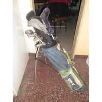 12 Palos De Golf Callaway Cobra Tom Walker + Bolso