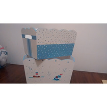 Portacosmetico Pañalera Grande, Organizador Para Bebes