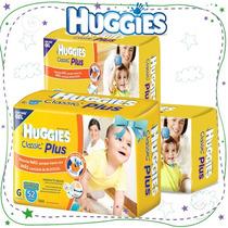 Huggies Classic Hiperpack Todos Los Talles C/ Envio Gratis