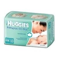 Huggies. Recien Nacido 200 Pañales Promoción