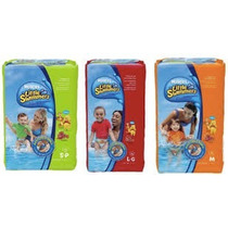 Pañales Huggies Little Swimmers Para Agua! -caba-