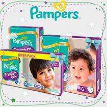 Pampers Premium Care Hiperpack C/ Envio Gratis Varios Talles