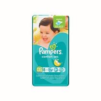 Pampers Confort Sec Xxg Pax De 8 Pañales