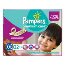 Pampers Premium Care Xxg X 36