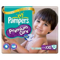 Nuevos Pañales Pampers Premium Care Hiper Pack, Oferta!!