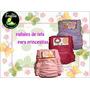 Pañal Ecologico Ecolitas Kit X 3 Tela Pul