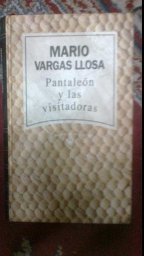vargas llosa pantaleon y las visitadoras: