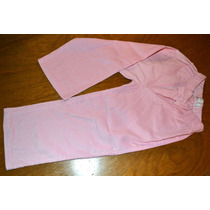 Pantalones Corderoy Algodon Pima 3 Colores. Little Treasure.