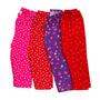Calzas Para Bebas Estampadas Y Lisas Pack X 3 Unidades
