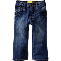 Old Navy Jean Boot-cut Nena T.12-18 Meses