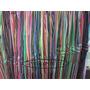 Pantalón Bali, Rayado, Artesanal, Multicolor, Unisex, Talles